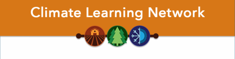 Climate Learning Network Webinar