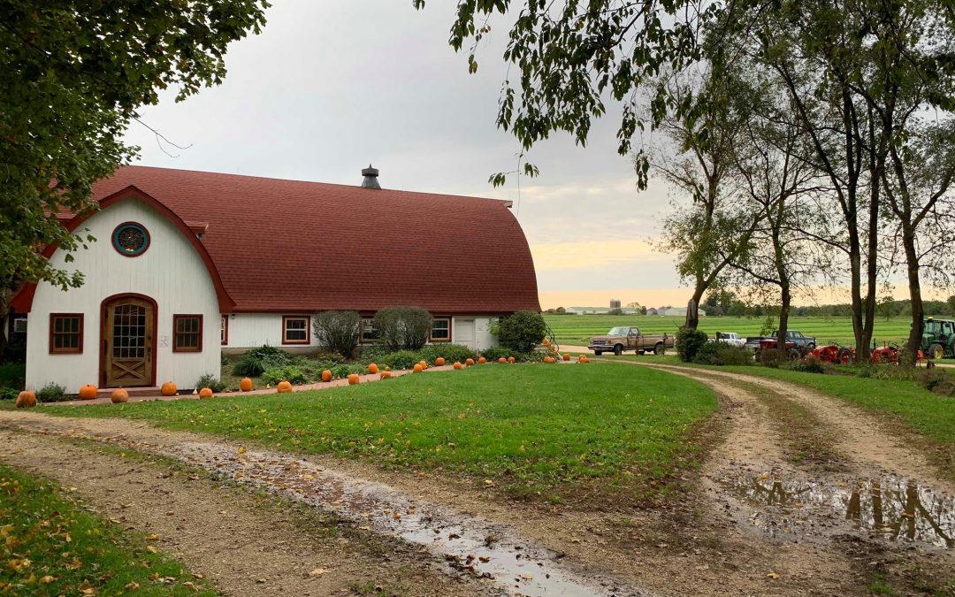 A Farm Beginnings Collaborative Visit with Farmer John