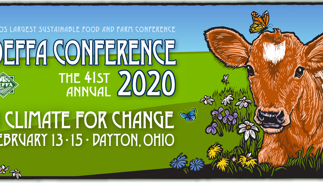 Ohio Ecological Food and Farming Association Keynotes to Explore Barriers and Opportunities for Transforming the Food System